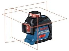 Livella laser a lineeGLL 3-80 Professional - ROBERT BOSCH