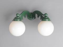 Lampada da parete per esterno in ferroGLOBI - OFFICINACIANI DI CATERINA CIANI & CO.