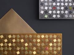 DE CASTELLI, GLOW Mosaico in metallo