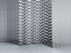 Rivestimenti in lamiera stirata e reti metallicheGMD - Lamiere stirate e reti metalliche - KASSO ENGINEERING