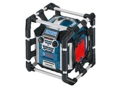 Caricabatteria con radioGML 50 Professional - ROBERT BOSCH