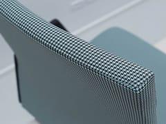 Tessuto da tappezzeria in Trevira® CS con motivi graficiGO COUTURE - GABRIEL
