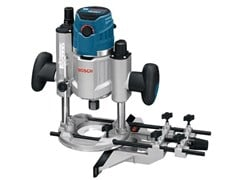BOSCH PROFESSIONAL, GOF 1600 CE Professional Fresatrice verticale