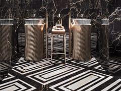 Pavimento/rivestimento in gres porcellanato effetto marmoGOLDEN PURE - GRUPPO CERAMICHE RICCHETTI