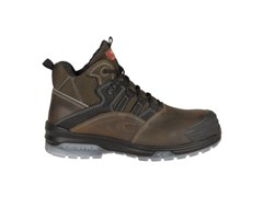 Scarpe antinfortunistiche GOYA BROWN S3 CI SRC - COFRA