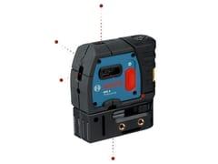 Livella laser a puntiGPL 5 Professional - ROBERT BOSCH