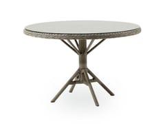 Tavolo da giardino rotondoGRACE TABLE - SIKA-DESIGN