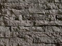 Rivestimento in pietra ricostruitaGRAFFIO P35 | Fango Melange - GEOPIETRA