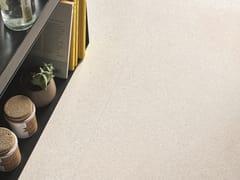 Ergon by Emilgroup, GRAIN STONE WHITE Pavimento in gres porcellanato effetto pietra