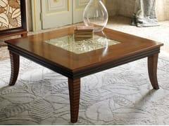 Tavolino quadrato in legnoGRAND ÉTOILE | Tavolino - CANTIERO