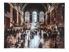 Stampa su vetro GRAND CENTRAL STATION - KARE DESIGN