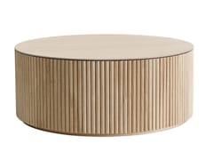 Tavolino rotondo in legno in stile moderno da salottoGRAND PALAIS - ASPLUND