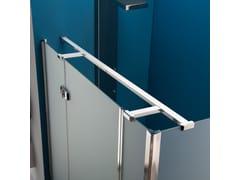 Box doccia rettangolare con porta a battenteGRAND POLARIS   Box doccia - SAMO