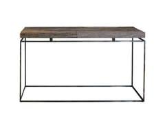 Tavolino rettangolare in rovere GRAPHIC | Tavolino rettangolare - Graphic