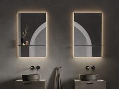 INBANI, GRATE | Specchio rettangolare  Specchio rettangolare