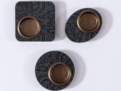 Portacandele in pietra calcareaGRAVURE - SIGIL | Portacandele in pietra - ORVI DESIGN STUDIO