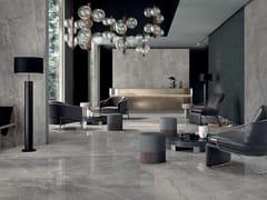 Pavimento/rivestimento in gres laminato effetto marmoGRAY MARBLE - LEA CERAMICHE