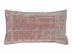 Cuscino rettangolare in lana CANEVAS | Cuscino rettangolare - Canevas