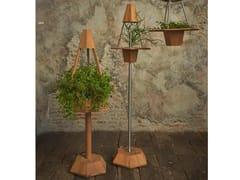 Lampada da terra a LED in legnoGREEN | Lampada da terra - HOST & HOME