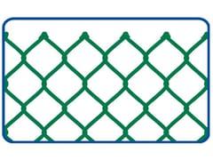 Rete zincata e plastificata a semplice torsioneGRIGLIA PLASTIFICATA | 50 x 50 EXTRA PESANTE - METALLURGICA IRPINA