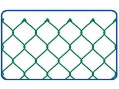 Rete zincata e plastificata a semplice torsioneGRIGLIA PLASTIFICATA | 50 x 50 PESANTE - METALLURGICA IRPINA
