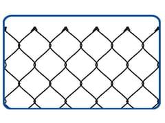 Rete zincata a semplice torsioneGRIGLIA ZINCATA   50 x 50 STANDARD - METALLURGICA IRPINA