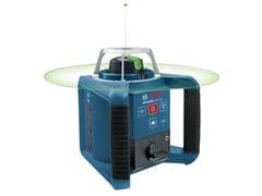 Livella laser rotanteGRL 300 HVG Professional - ROBERT BOSCH