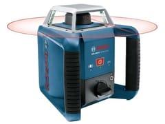 Livella laser rotanteGRL 400 H Professional - ROBERT BOSCH