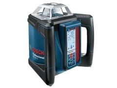 Livella laser rotanteGRL 500 H + LR 50 Professional - ROBERT BOSCH