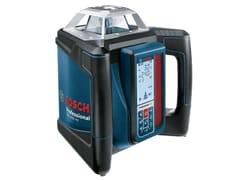 Livella laser rotanteGRL 500 HV + LR 50 Professional - ROBERT BOSCH