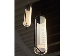 Lampada a sospensione a LED in vetro borosilicato GUISE | Lampada a sospensione - Guise