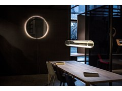 Lampada da parete a LED in vetro borosilicatoGUISE | Lampada da parete - VIBIA