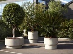 Antonio Lupi Design, GULLIVER Vaso da giardino in cemento