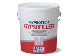 Stucco in pasta pronto all'uso per cartongessoGYPSOFILLER - FASSA