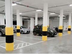 Protezioni colonne garageProtezioni colonne garage - CODEX