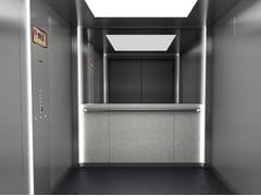Ascensore senza locale macchina - Edifici non residenzialiGen2® Stream - OTIS SERVIZI
