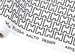Tessuto in cotone con motivi graficiH55 | Tessuto - ARTEK