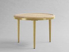 Tavolino basso rotondo in metalloHAKO | Tavolino basso - 101 COPENHAGEN
