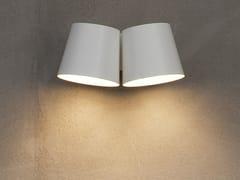 Lampada da parete a LED a luce direttaHALLEY - CHAARME LETTI