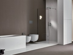 Rexa Design, HAMMAM | Pavimento/rivestimento in Corian®  Pavimento/rivestimento in Corian®