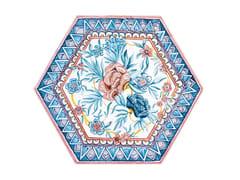 Vassoio esagonale in ceramicaKYMA | Vassoio in ceramica - SAMBONET PADERNO INDUSTRIE
