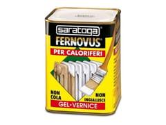 Smalto per superfici sottoposte a caloreHAPPY COLOR | Fernovus per caloriferi - SARATOGA INT. SFORZA