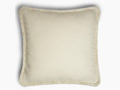 Cuscino a tinta unita sfoderabile in lana HAPPY PILLOW | Cuscino in lana - LO DESIGN