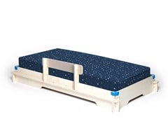 Letto singolo tatami in betullaHAPPYCENTRO | Letto tatami - SPACE MATTERS