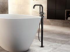 Miscelatore per vasca da terra con doccettaHARLEY | Miscelatore per vasca da terra - GRAFF