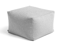 Pouf quadrato in tessutoHAY - POUF GREY SPRINKLE - ARCHIPRODUCTS.COM