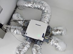 Impianto di ventilazione meccanica forzataHEALTHBOX 3.0 - RENSON®