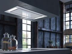 Cappa in vetro ad incasso con illuminazione integrata classe AHEAVEN GLASS 2.0 - FABER