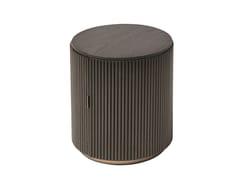 Comodino rotondo in legnoHEGE | Comodino - SHAKE