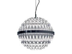 LAMPADA A SOSPENSIONE A LED IN ACCIAIOHELIOS | LAMPADA A SOSPENSIONE - OBLURE